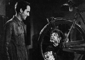 'Ladrón de bicicletas', una piedra angular del cine neorrealista