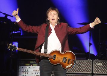 Cita histórica con Paul McCartney en Madrid