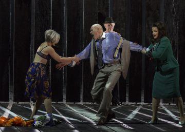 Calixto Bieito debuta en la Ópera de París con un 'Lear' contemporáneo