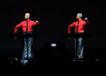 Kraftwerk pierde los derechos de autor de dos segundos de una canción
