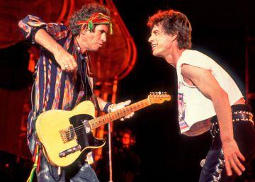 Diez llenapistas de Mick Jagger y compañía