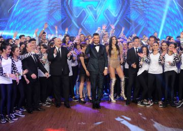 El mago de la televisión argentina vuelve a arrasar con su nuevo show