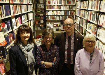 Cuatro editores abordan el futuro de los libros