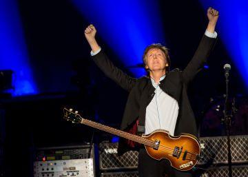 Paul McCartney: la leyenda actúa esta noche en Madrid