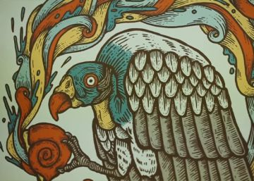 Carteles de música hechos a la mexicana