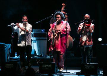 Kamasi Washington apabulla con su jazz en el Primavera Sound