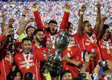 Siete películas (y una serie) sobre fútbol para ver junto con la Copa América Centenario