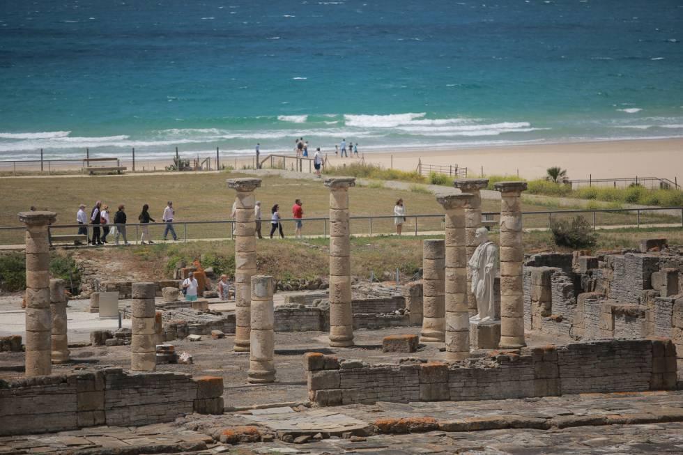 Ciudad romana de Baelo Claudia (Bolonia, Cádiz).