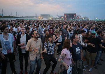 Primavera Sound cierra con éxito de público y música