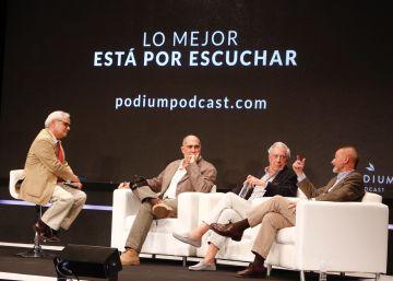 Nace Podium Podcast, un nuevo modo de escuchar