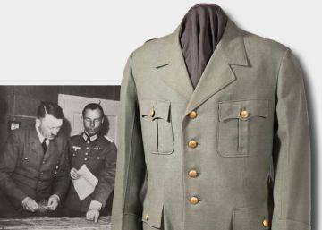 Calzoncillos de Göring y calcetines de Hitler, a subasta en Múnich