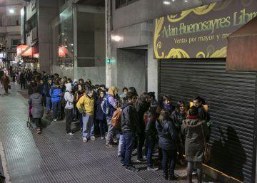 La crisis obliga a cerrar una clásica librería de Buenos Aires