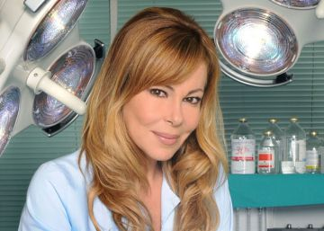Ana Obregón, a lo Kardashian en la televisión