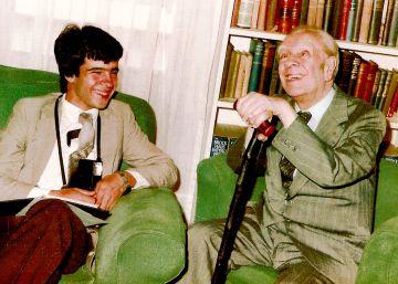 """Entrevista inédita con Borges: """"Soy un anarquista conservador"""""""
