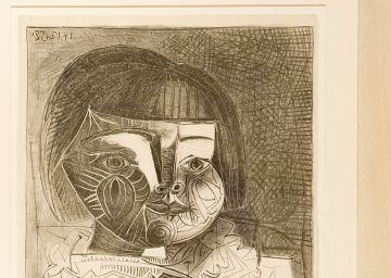Las letras inventadas de Picasso