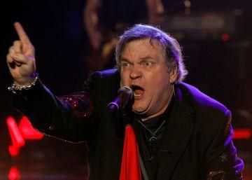 El cantante Meat Loaf se desploma durante una actuación en Canadá