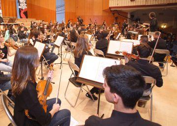 Un 'reality' para dar vida a una orquesta