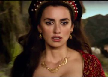 'La reina de España' muestra su primer 'teaser'
