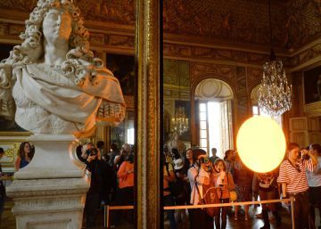Revolución sensorial en Versalles