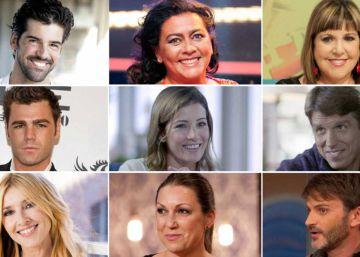 Nueve famosos lucirán el delantal de 'MasterChef Celebrity'