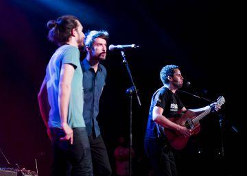 Canciones y más canciones a favor de los refugiados