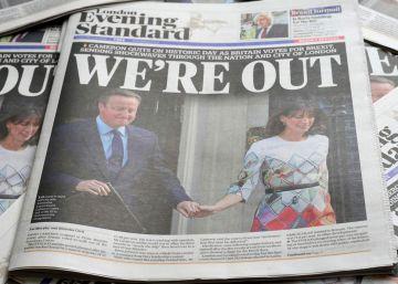 Reino Unido deja la UE, ¿qué canción hay para el 'Brexit'?