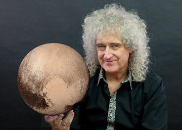 Brian May, la estrella que enseña astrofísica