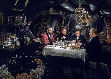 '20.000 leguas de viaje submarino', una joya del cine de aventuras