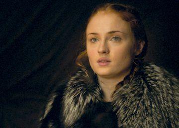 """Sophie Turner: """"Me gustaría tener la muerte más dramática de 'Juego de tronos"""""""