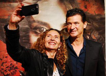 """Laura del Sol: """"Nunca he dejado el cine español"""""""