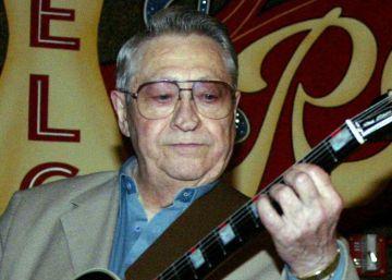 Fallece Moore, guitarrista de Elvis Presley