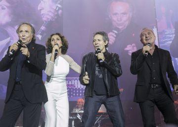 La gira 'El Gusto es Nuestro' anuncia más conciertos en Madrid y Barcelona