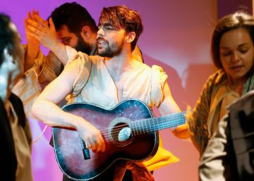 Cervantes, un emigrante en el Off-Broadway