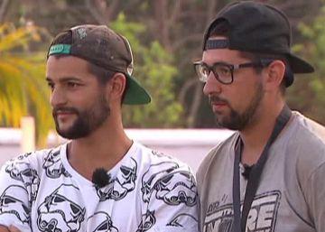 Los primos Matías y Nabil ganan 'Pekín Express'