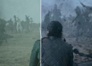Así se hizo 'La batalla de los bastardos' de 'Juego de tronos'