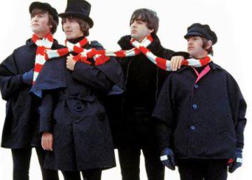 Los Beatles superan los mil millones de escuchas en 'streaming' en seis meses