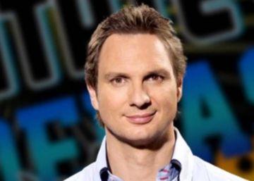 Javier Cárdenas ficha por TVE para presentar un 'talk show'