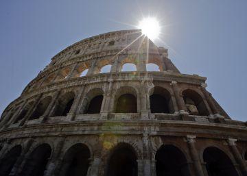 El Coliseo de Roma vuelve a lucir en todo su esplendor