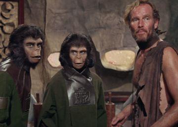 'El planeta de los simios', un icono de la cultura popular