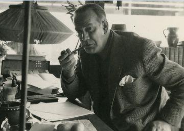 Camilo José Cela, en 600 objetos