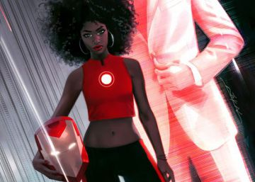 El nuevo Iron Man es una chica negra de 15 años