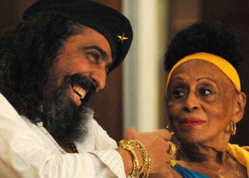 El Cigala y Omara Portuondo, más que una simbiosis musical