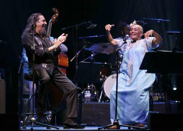 Omara Portuondo y El Cigala, el son y el flamenco