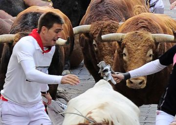 Watch – Running of the Bulls Day 6
