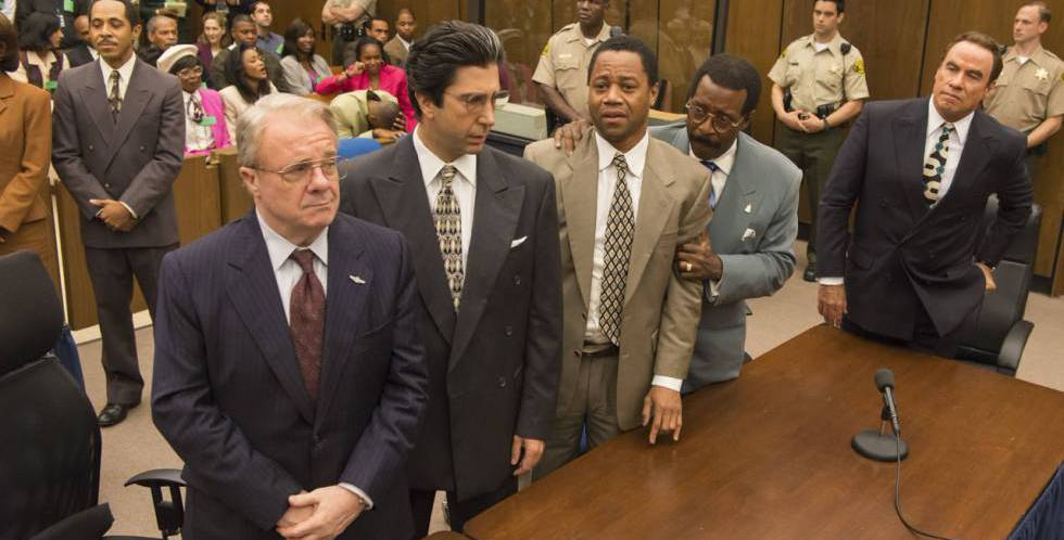 'American Crime Story: The People vs. OJ Simpson', el crimen de EE UU
