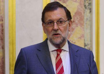 """Rajoy avisa de que el Gobierno no admitirá """"exabruptos"""" contra Barrio"""