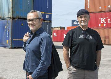 Manook y Grand, dos peculiares estrellas del nuevo 'noir' francés