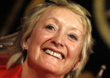 Yvonne Blake asumirá la presidencia en funciones de la Academia de Cine