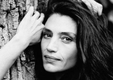 La actriz Ángela Molina, Premio Nacional de Cinematografía