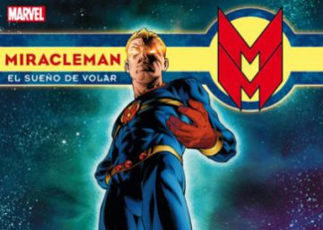 Miracleman: el cómic perdido de Neil Gaiman